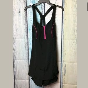 Fitness Speedo Swim Dress Shorts (B)